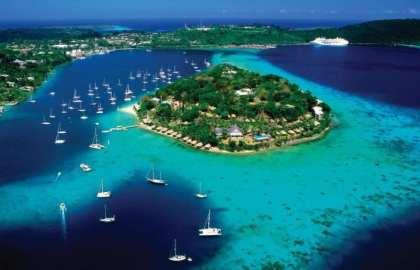 Iririki Island Resort Vanuatu