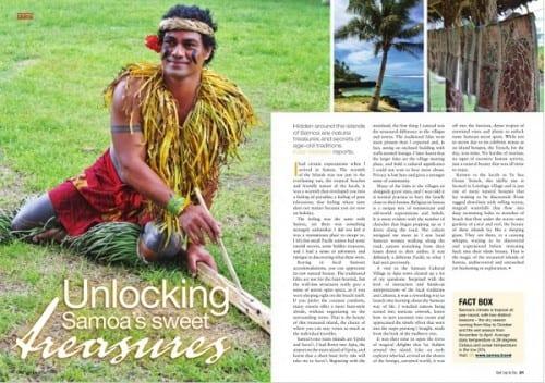 Get Up & Go Samoa