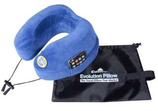 Cabeau Evolution pillow blue