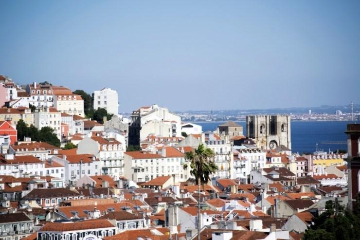 Miraduoro Lisbona