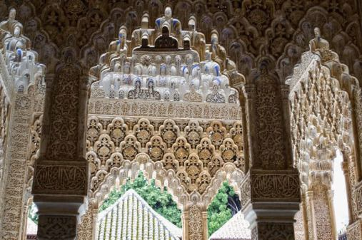 Stucchi Alhambra