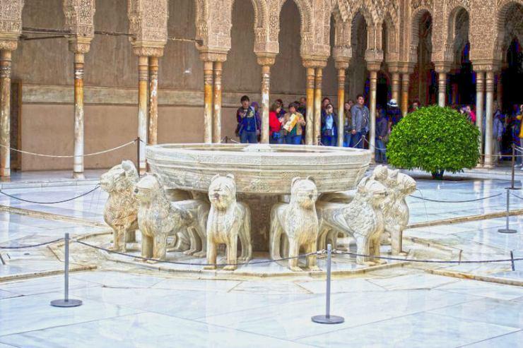 Palazzo dei Leoni Alhambra
