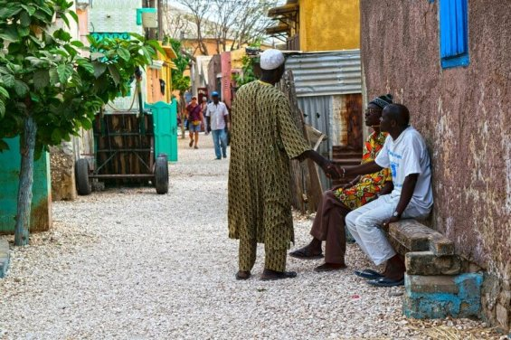 Senegal popolo