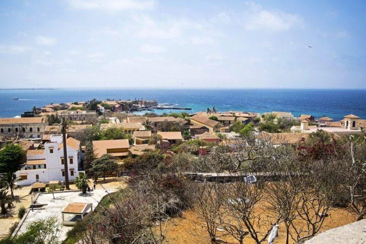 El castel Gorée