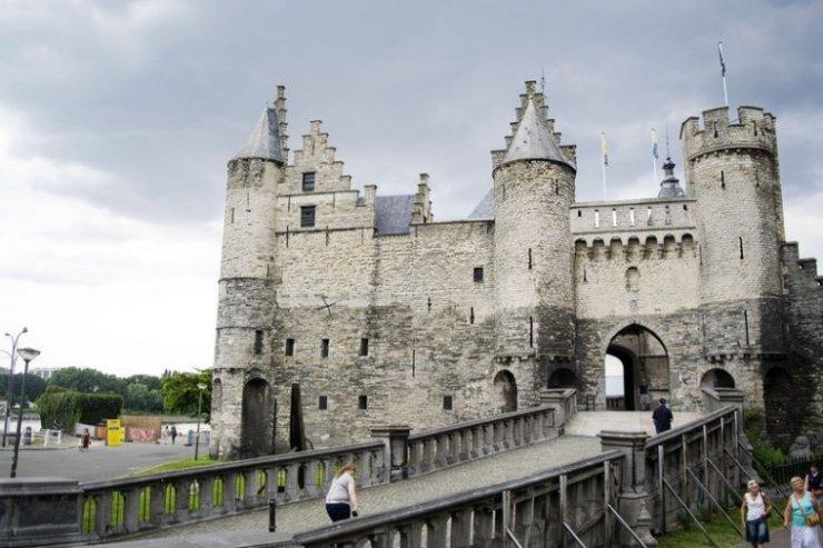 het Steen Anversa