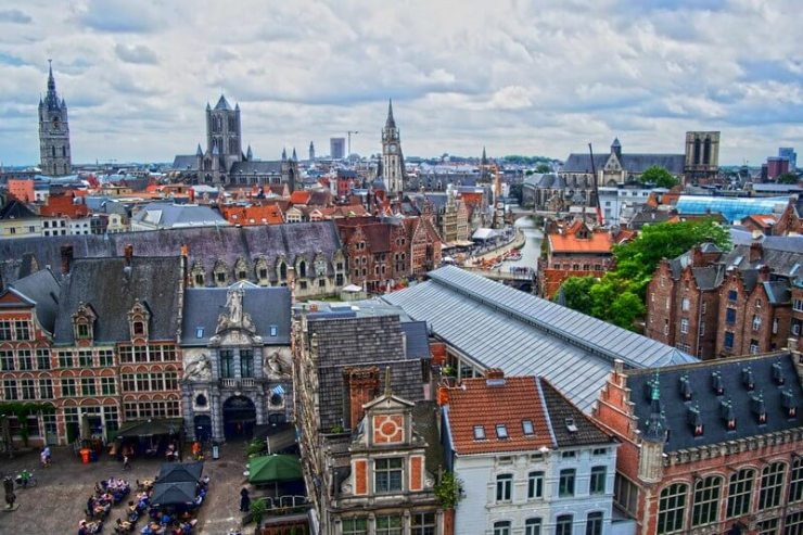 Gent travelliamo