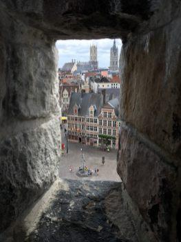 Gent castello