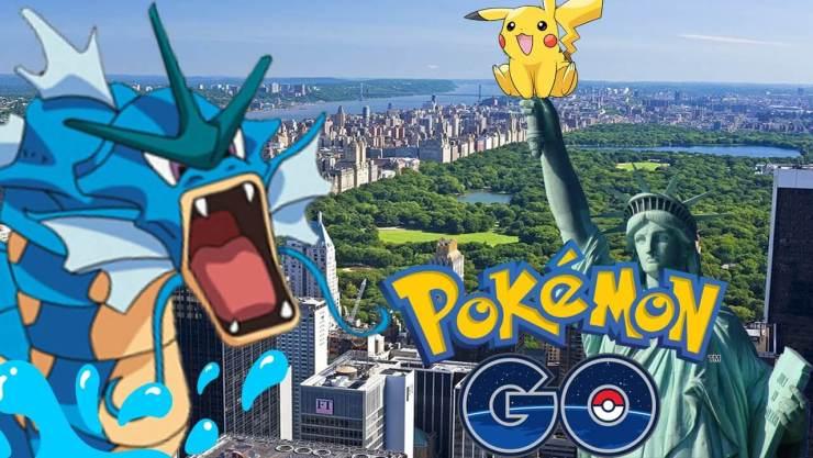 Pokémon Go destinazioni migliori