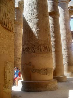 Tempio ipostilo Karnak 2