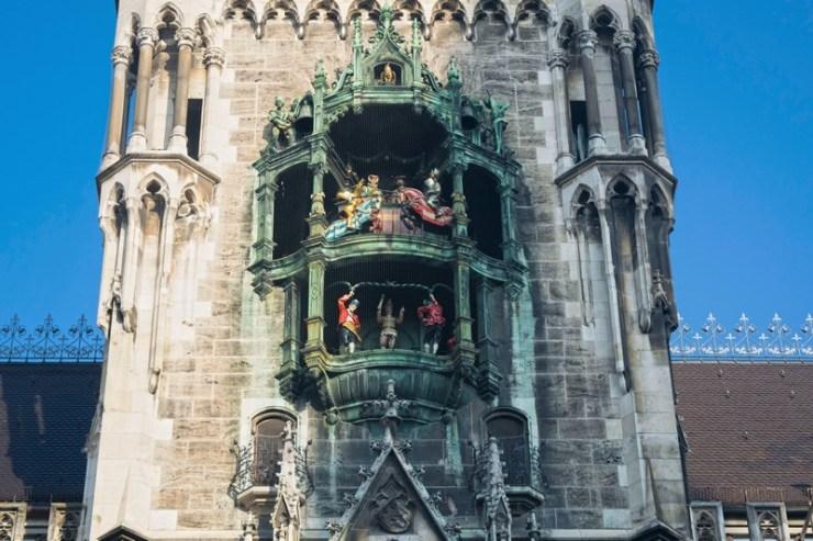 Vedere a Monaco: carillon
