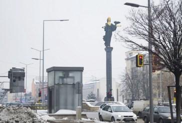 Statua di Santa Sofia