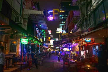 mercato notturno Patpong 5