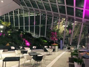 Sky Garden Londra 3