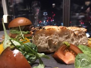 Shard Londra cena