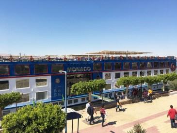 MS Monaco crociera sul Nilo 2
