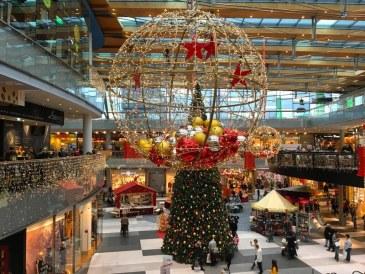 centro commerciale atrio
