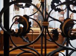 Chiea Gesuita Lucerna - Interno 2