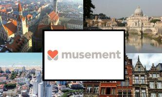Biglietti di attrazioni e musei online: facile e veloce con Musement