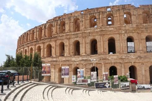 Anfiteatro di El Jem 2
