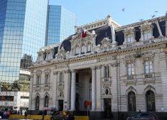 Poste Santiago del Cile