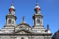 Cattedrale Santiago del Cile