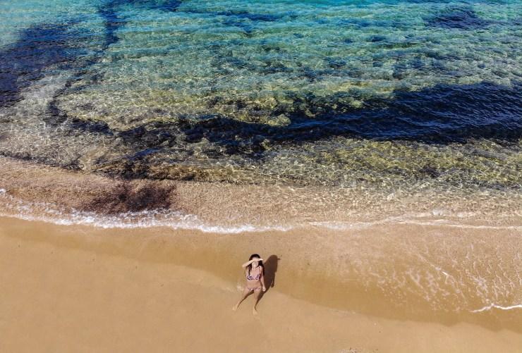 spiagge di Mykonos