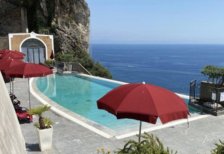 Nh colelction Grand Hotel Convento di Amalfi
