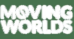Moving worlds logo