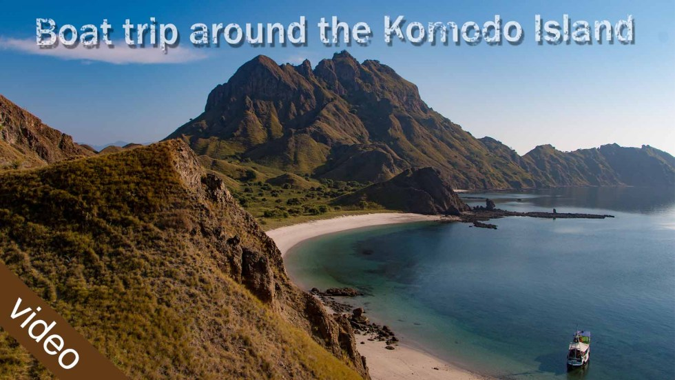 Komodo Island Tour By Boat