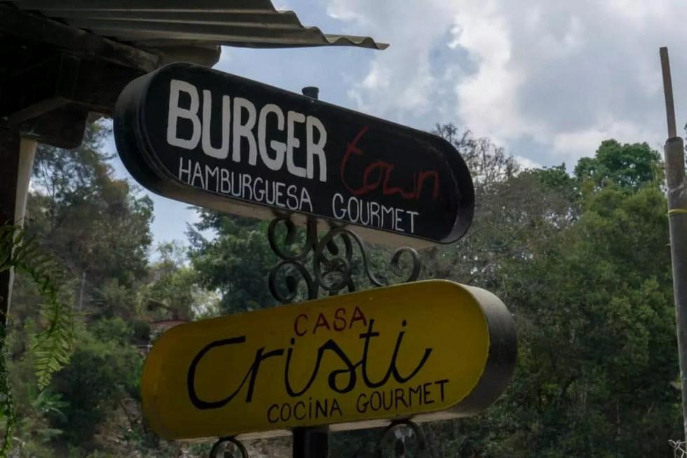 Minca Burger Town