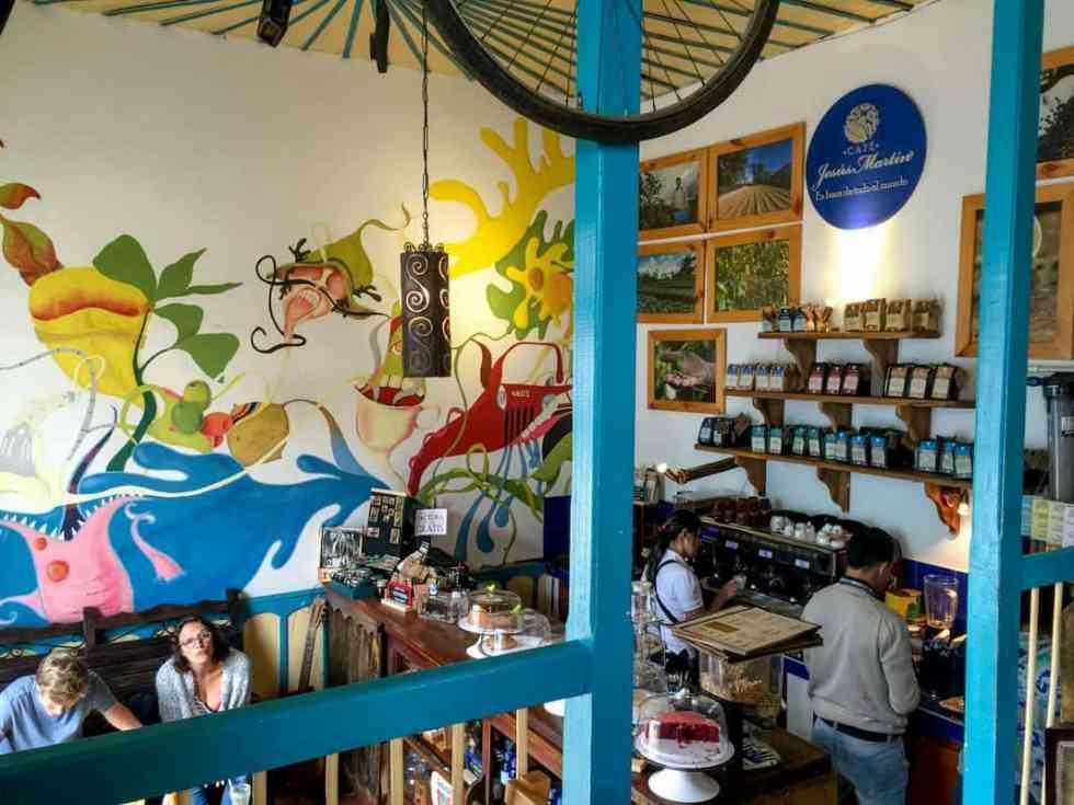 Café Jesús Martin