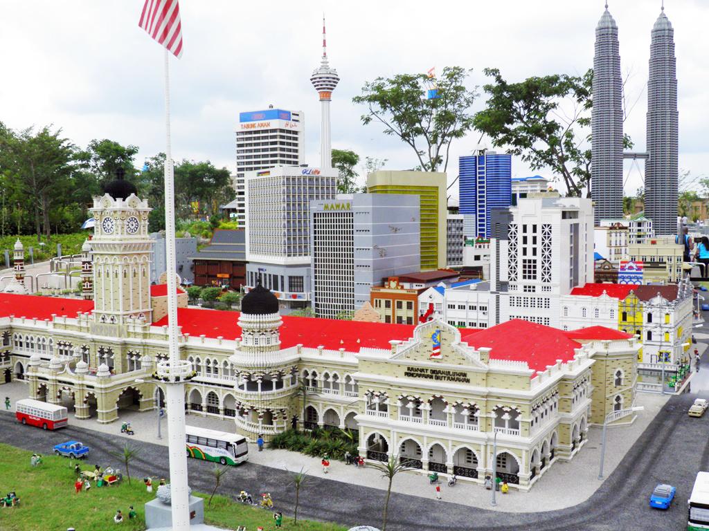 馬來西亞行攻略行程:新山 - 馬來西亞樂高樂園   TravelLiker – U Blog 博客