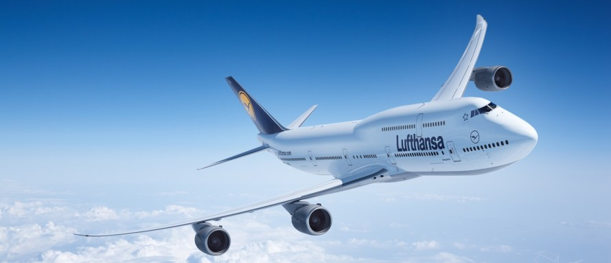 lufthansa travel line uk