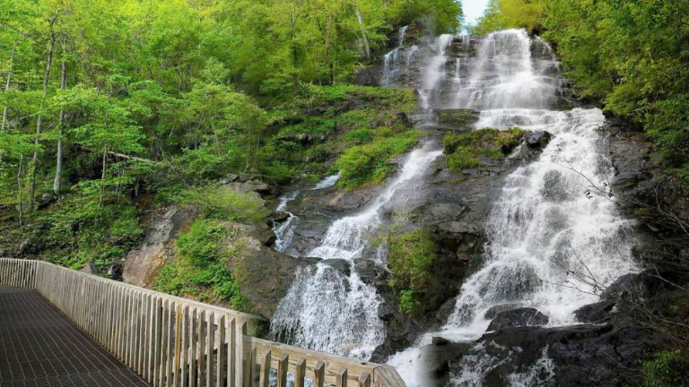 Amicalola Falls, Travel to Georgia, TravelLineUk