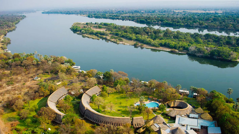 Zambezi River Lodge, Zimbabwe, Holiday Travel to Zimbabwe, TravelLineUk