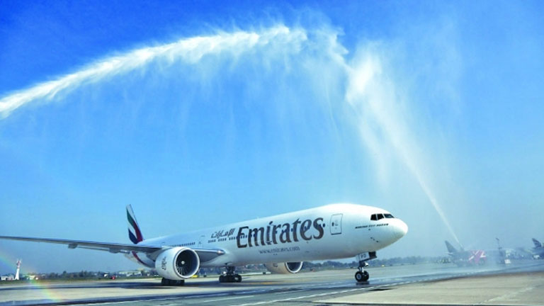 emirates, emirates airline, emirates news, emirates airline news, emirates new route, world shortest airline route, travel news, dubai news, cheap flights to dubai