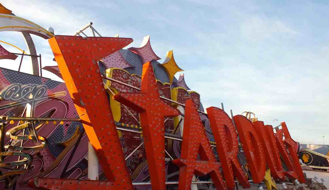 What to do in…Las Vegas