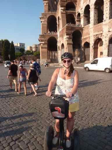 educational trips rome