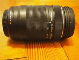 Travel tech: Olympus Pen 75-300mm lens