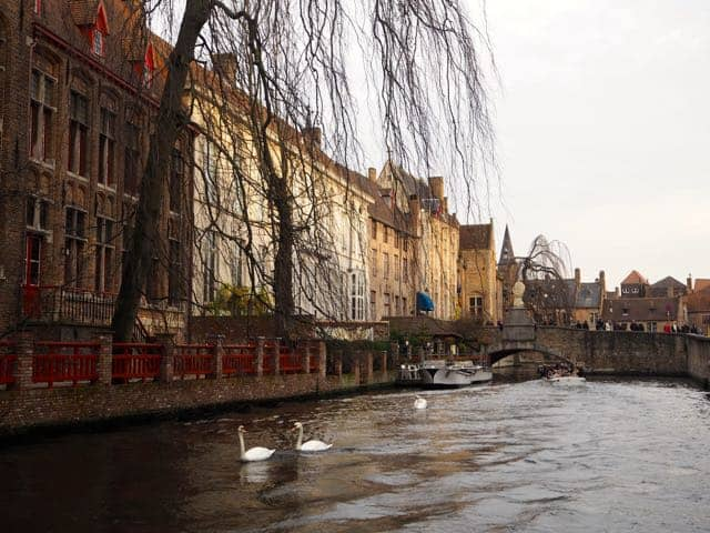 What to do…in Bruges