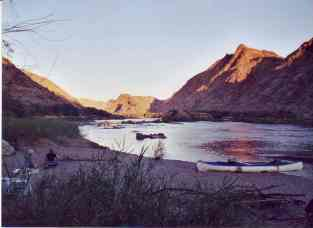 Another beautiful shot of the Orange River