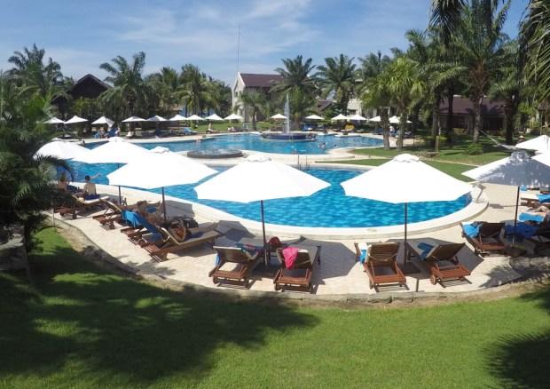 Palm Garden Resort Hoi An Pool view