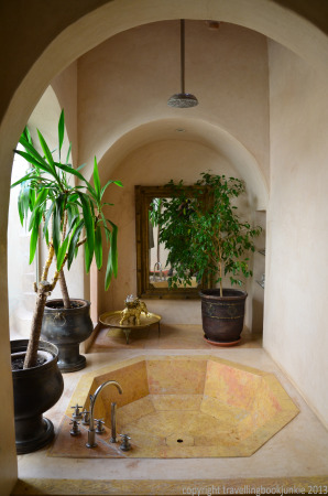Bathroom suite 4, Riad Camilia, Marrakech, Morocco