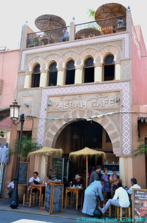 Kasbah Cafe, Marrakech, Morocco