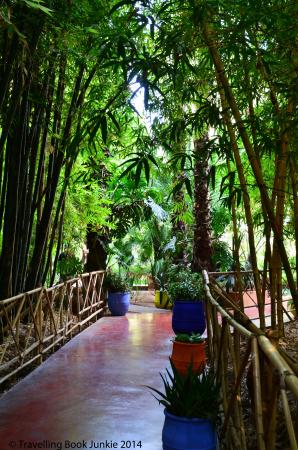 Majorelle Gardens Marrakech, Morocco