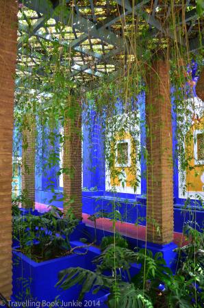 Majorelle Gardens Marrakech Morocco