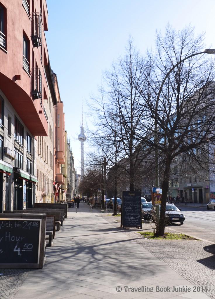 Quiet Streets of Berlin
