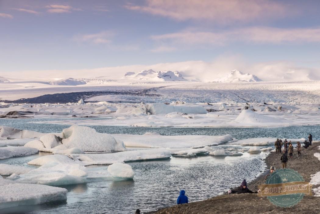 Jökulsárlón Ice lagoon Iceland Europe