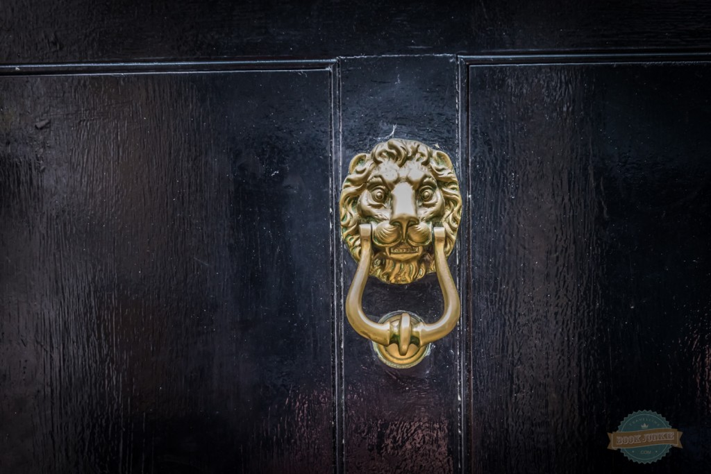 door Knocker of London inspired J.K. Rowling
