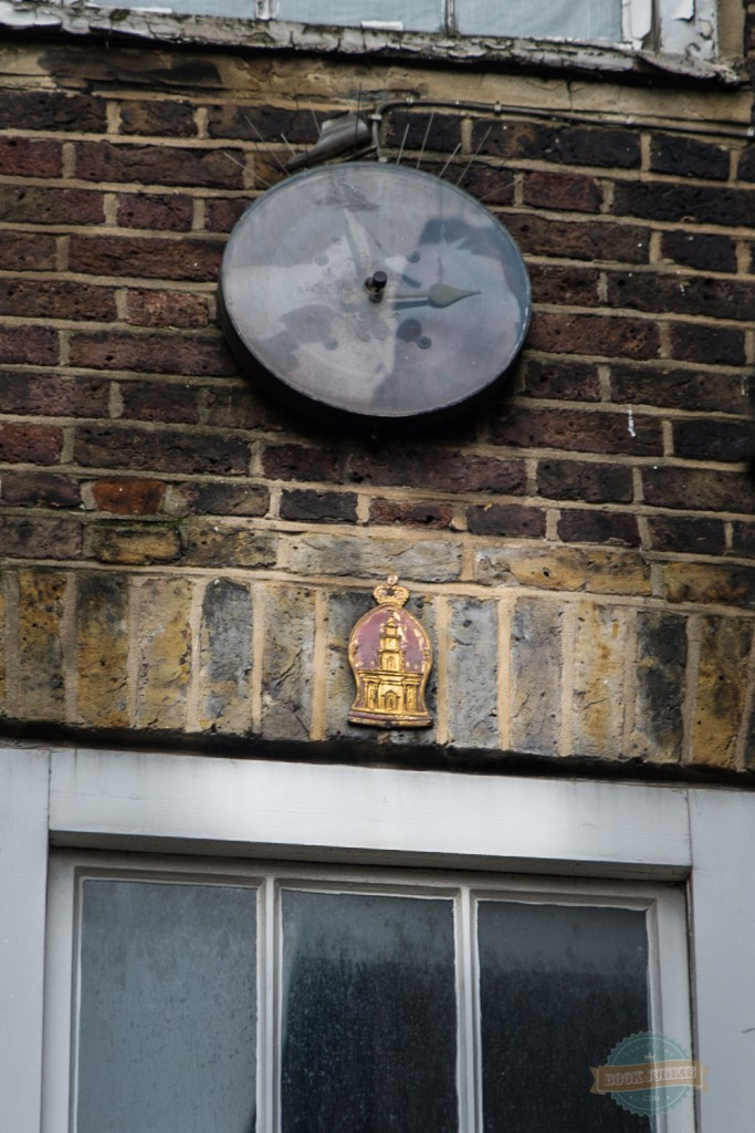fire Plaque  of london 1666